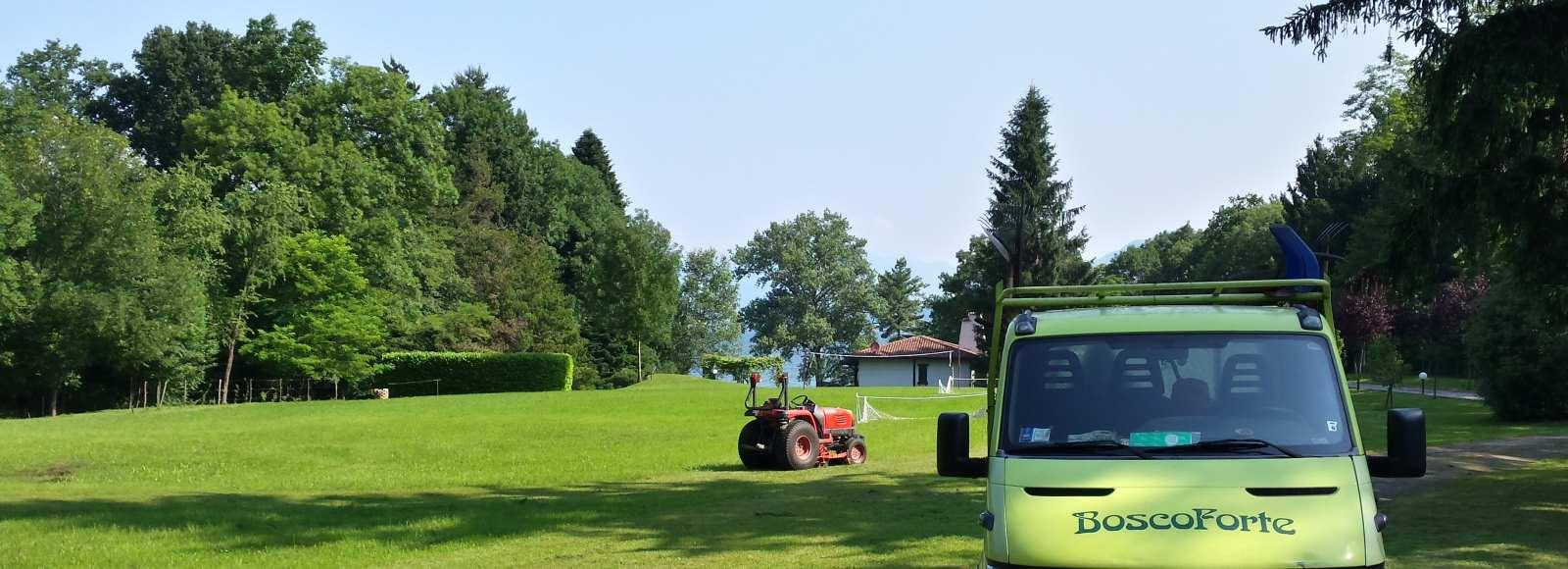 Manutenzione Giardini Milano E Provincia manutenzione del verde – boscoforte srl